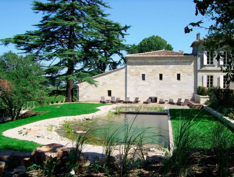 Parc Château Franc Mayne