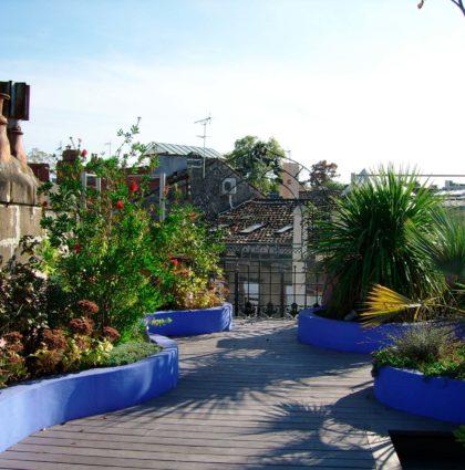 Terrasse Bleue